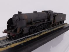 CWM160 BR/SR S15 Class 4-6-0 30836 Late Crest Weathered